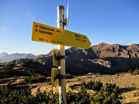 Karnische Alpen, Trogkofel, Karnischer Höhenweg