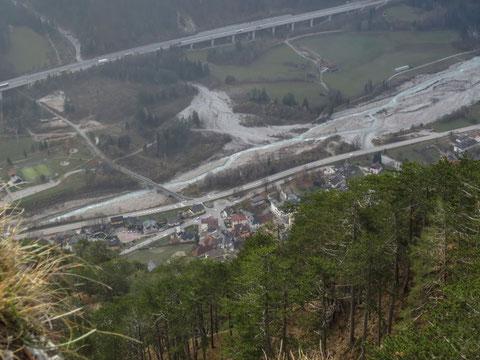 Kanaltal, Weltkrieg, Soldatenweg