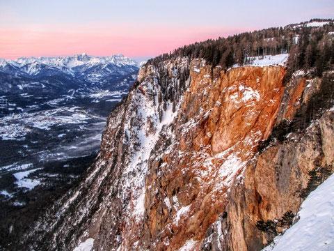Dobratsch, Villacher Alpe, Julische Alpen, Rote Wand