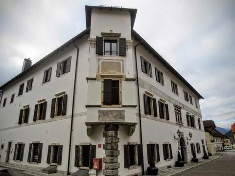 Palazzo Veneziano, Malborgeth, Kanaltal