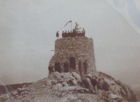 Vojak, Monte Maggiore, Istien, höchster Berg Istriens