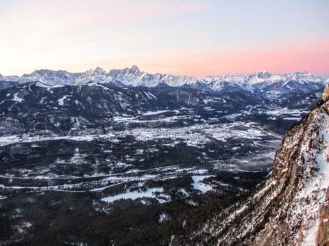 Dobratsch, Villacher Alpe, Julische Alpen, Gailtal