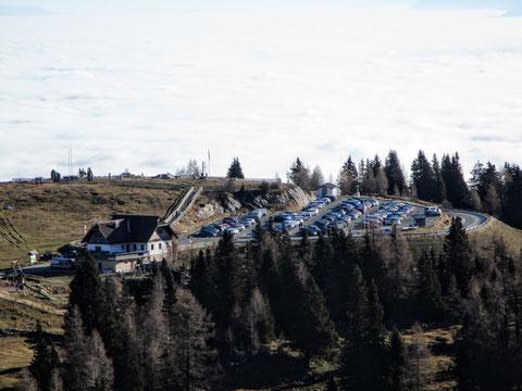 Villacher Alpe, Dobratsch, Rosstratte