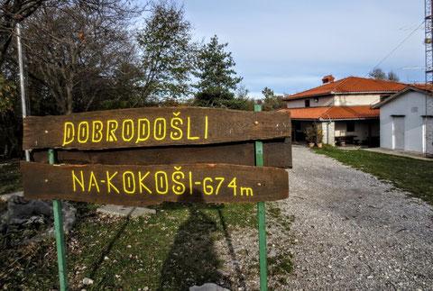 Lokev, Lipica, Triest, Karst, Alpe Adria Trail