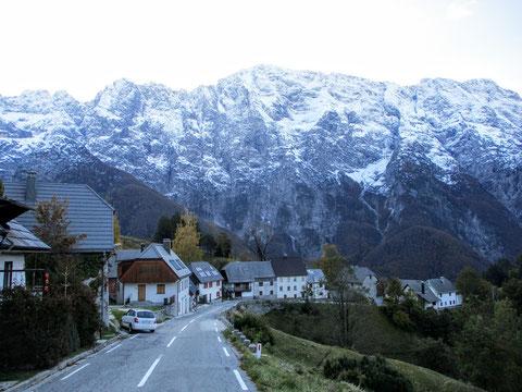 Julische Alpen, Triglav Nationalpark
