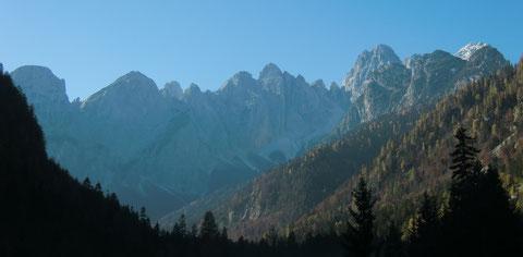 Wischberg, Julische Alpen, Predil, Raibl