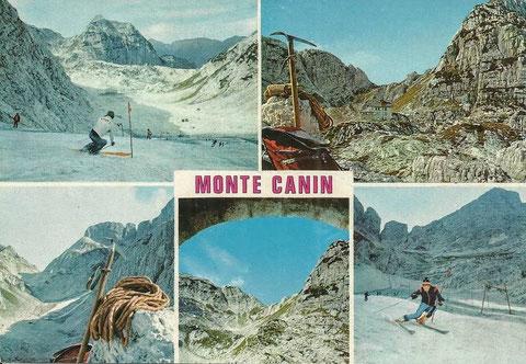 Monte Canin, Kanin, Skitour, Sella Prevala