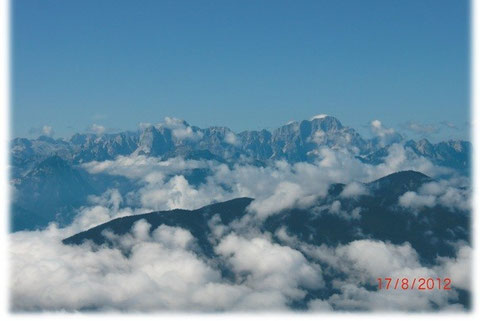 Dobratsch, Villacher Alpe, Jägersteig, Wandern, Wanderwege