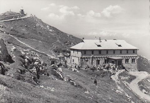Dbbratsch, Villacher Alpe, Gipfelhaus, Wanderwege