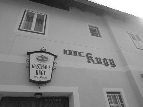 Das Haus Kugy in Lind bei Arnoldstein
