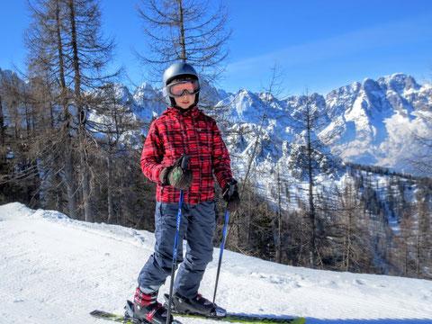 Julische Alpen Montasch