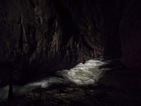 Höhlen von St.Kanzian, Škocjan, Škocjanske jame, Karst, Slowenien