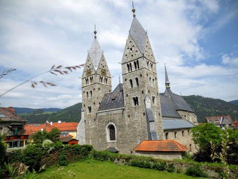 Friesach, älteste Stadt Kärntens, Hirt, Gurktal