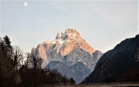 Montasch, Montasio, Julische Alpen