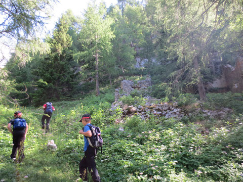 Julische Alpen, Mangart, Wischberg,Triglav, Montasch, Luschari, Credegnul
