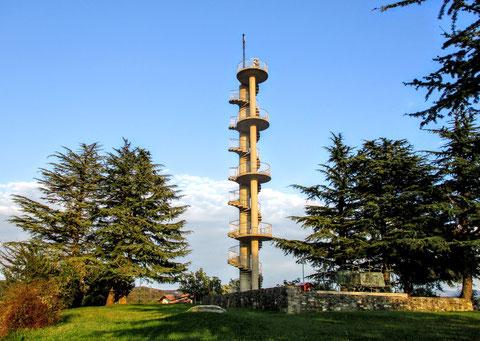 Goriska Brda, Turm
