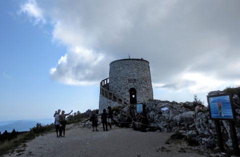 Vojak, Ucka, Monte Maggiore, höchster Berg Istrien, Opatija