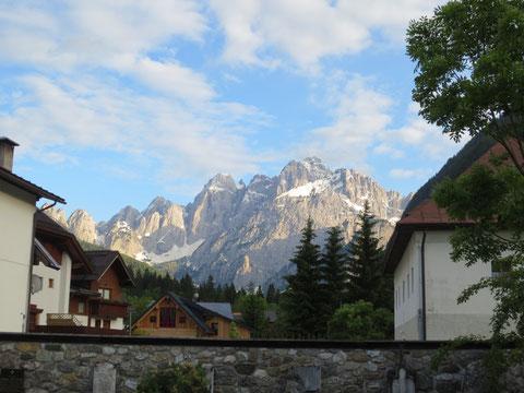 Ciclovia Alpe Adria Radweg, Kanaltal, Julische Alpen, Tarvis, Alpe Adria Trail, Valbrun