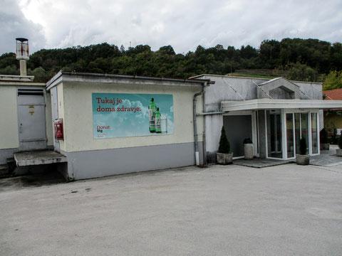 Rogaska Slatina, Rohitsch Sauerbrunn, Slowenien, Therme, Mineralwasser
