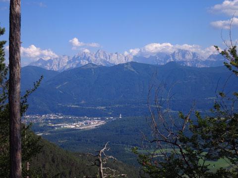Dobratsch, Villacher Alpe, Schütt,