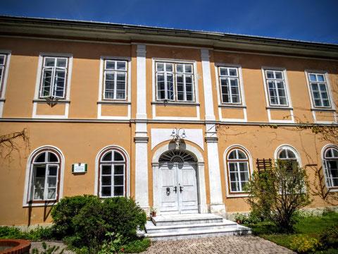 Ehemaliges Gewerkenhaus in Bad Bleiberg