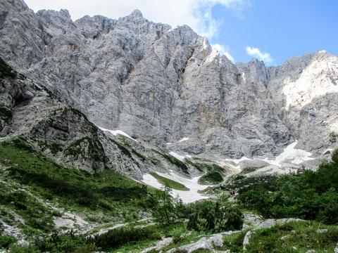 Triglav, Nordwand, Julische Alpen