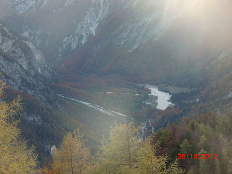 Julische Alpen, Socatal