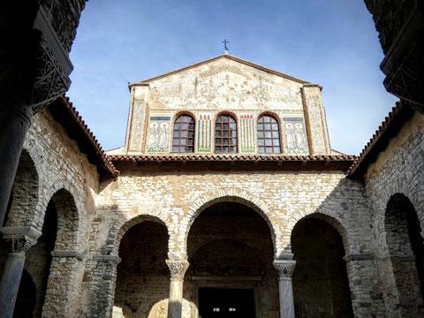Euphrasius Basilika, Porec