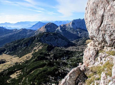 Karnische Alpen, Lanzenpass