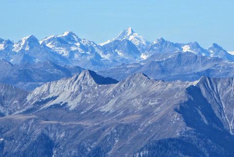 Karnische Alpen, Hohe Tauern