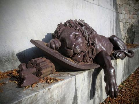Malborgeth, Hensel, Denkmal, Kanaltal