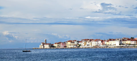 Portoroz, Piran, Slowenien, Istrien