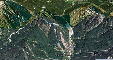 Julische Alpen, Raibl, Predil