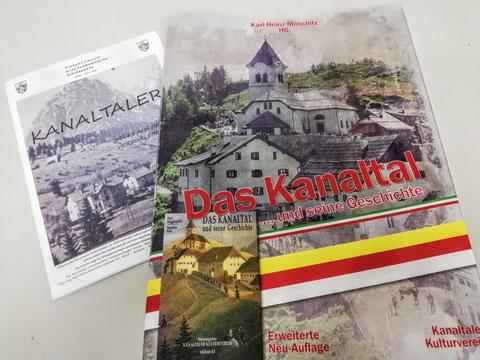 Buch, Kanaltaler Kulturverein, Tarvis, Lussari