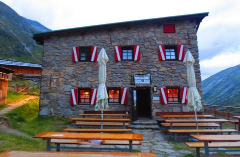 Osnabrücker Hütte, Malta, Kölbreinsperre, Hochalmspitz