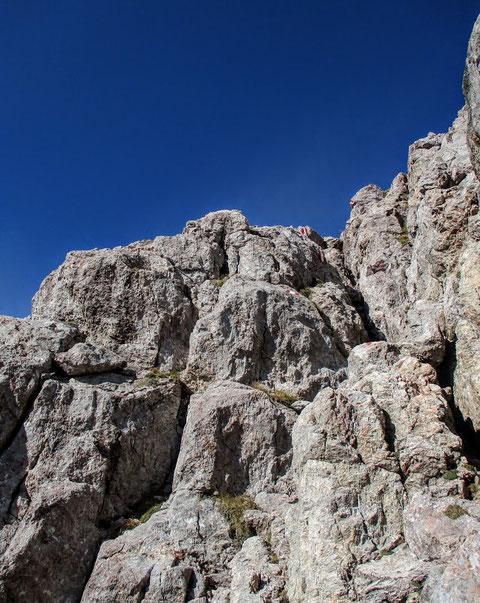 Karnische Alpen, Felsen, Klettersteig