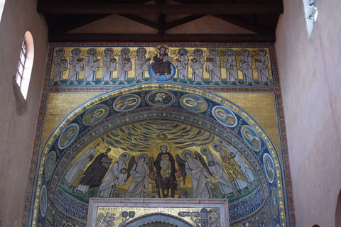 Porec, Basilika