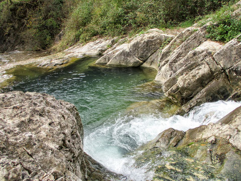 Goriska Brda, Wandern, Wanderwege, Kotline