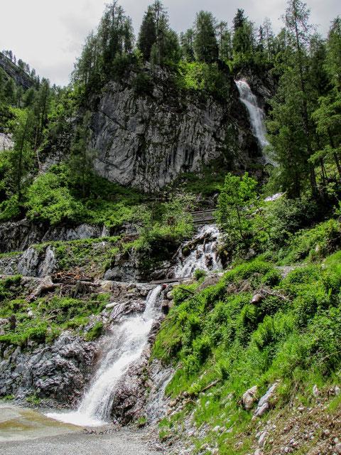 Wasserfall, Lesachtal