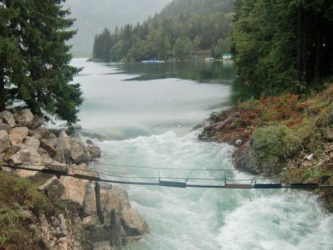 Raibler See, Julische Alpen