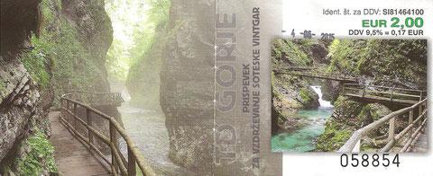 Vintgarklamm, Julische Alpen, Bled, Schlucht, Preise, Öffnungszeiten