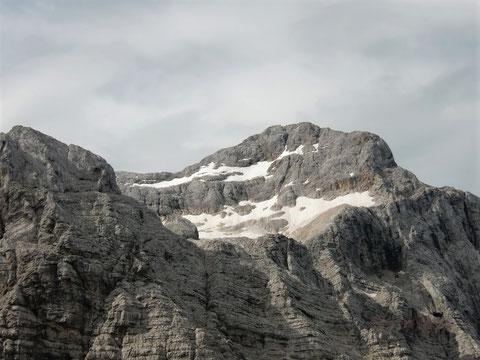 Julische Alpen, Mangart, Triglav, Montasch, Wischberg, Luschari, Dobratsch, Kugy