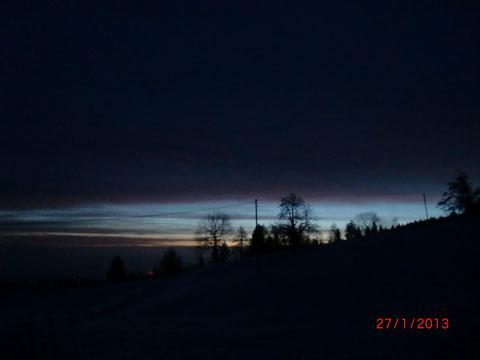 Skitour, Dobratsch, Villacher Alpe, Gipfelhaus, Heiligengeist