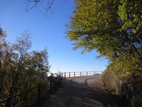 Tagliamento, Monte San Simeone, Radtour, Mountainbike, Bordano