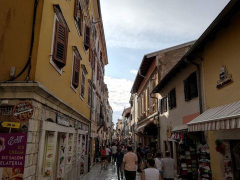 Porec Radtour, Euphrasiana, 143, Fahrrad, Istrien