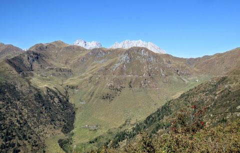 Panoramica delle Vette, Monte Crostis, Zoncolan, Comeglians