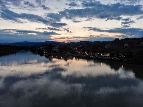 Maribor, Marburg, Drau