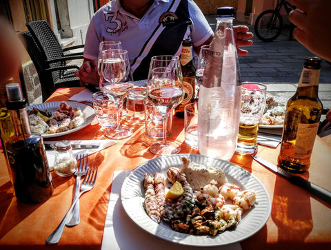Venedig, Lido, Rad, Punta Sabbioni