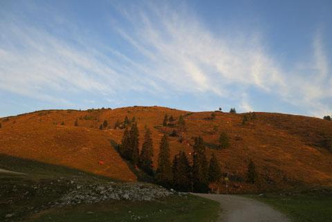Dobratsch, Villacher Alpe, Wanderweg, Jägersteig, Alpenstrasse