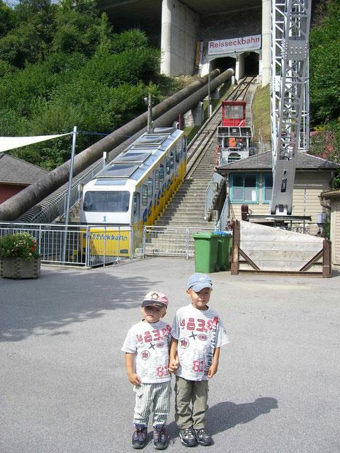 Reißeck Bergbahn, Reißeckbahn,